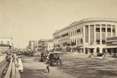 Great Eastern Hotel, Kalkuta, Indie.