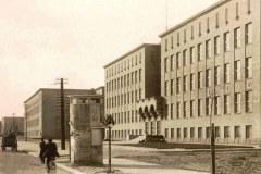 Gdynia. Szkoła Morska. Utworzono szpital w 1939